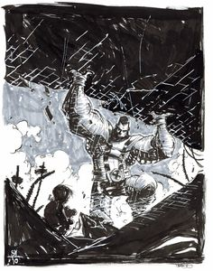 Colossus by Skottie Young
