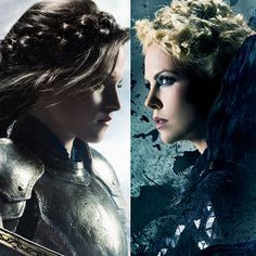 Snow White and the Huntsman styling was phenomenal