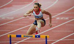 Jess Ennis, an Olympic heroine