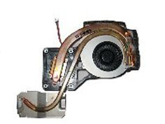IBM Lenovo ThinkPad R61I Laptop CPU Cooling Fan and Heatsink