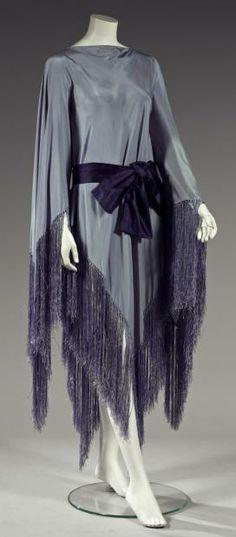 Madeline Vionnet Handkerchief skirt