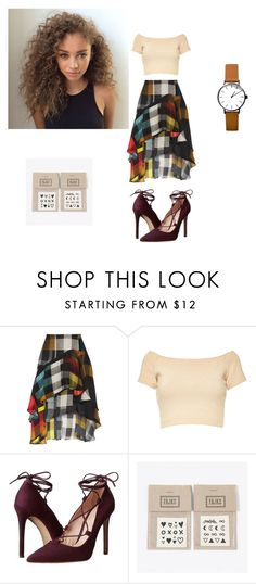 """Why stop the time ?"" by audithebatman ❤ liked on Polyvore featuring Preen, Alice + Olivia, Massimo Matteo and NAVUCKO"