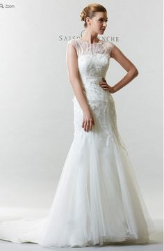Saison Blanche Wedding Gown - Boutique Collection - Style #B3164