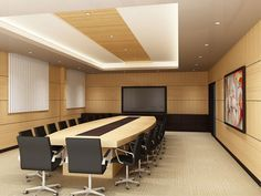 Conference Room Modular Furniture, (.max) 3ds max