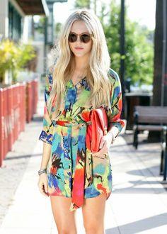 ▷ Strandmode - 26 trendige Strandkleider für das Jahr 2016!