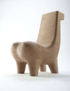 Available for sale from ammann//gallery, Satyendra Pakhalé, 'BM Horse Chair Bright bronze with sandblasted surface, 37 × 21 × 29 in Art Furniture, Luxury Furniture, Furniture Design, Unusual Furniture, Office Furniture, New Interior Design, Interior Design Inspiration, Pick A Seat, Mid Century Dining Chairs