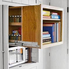 Small Space Storage Ideas