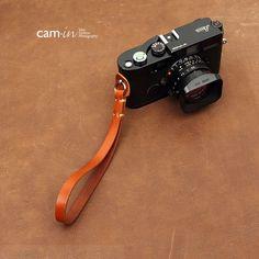 Classic håndledsrem, Brun, CAM3014 - Handstraps - Classic - Styles