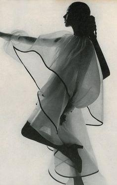 Moyra Swan photographed by Bert Stern,1969