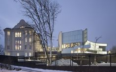 Embassy of the United States, Helsinki, Finland, (Helsinki, Finland), Moore Ruble Yudell