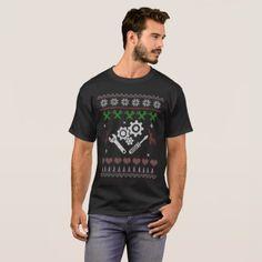 christmas mechanic T-Shirt - christmas idea gift idea diy unique special merry xmas family holidays