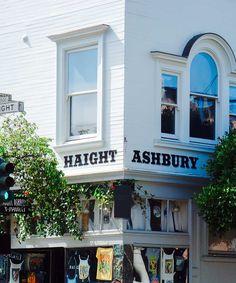 Haight Ashtbury, Cen