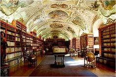 library at Alexandria, Egypt,