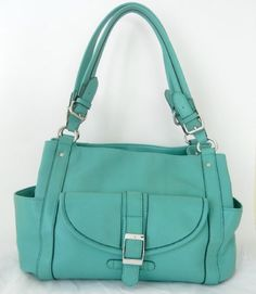 Concealed Carry Purse - Locking CCW Gun Purse - Addison in Seafoam Fayth Concealed Carry $99 Amazon