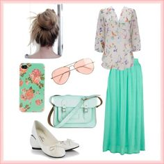 Majestic 84 Maxi Skirt Outfits That You Should Know https://fashiotopia.com/2017/05/16/84-maxi-skirt-outfits-know/ The important thing is understanding how to style them for your physique.