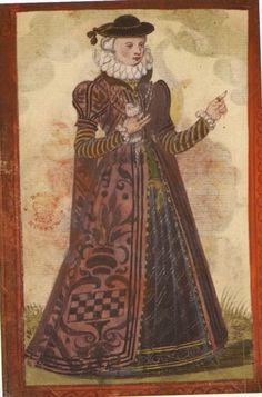 """""""Eva's journal"""""" note to research Renaissance Fashion, Renaissance Clothing, Historical Clothing, Elizabethan Costume, Elizabethan Era, 16th Century Fashion, 17th Century, Fashion History, Fashion Art"
