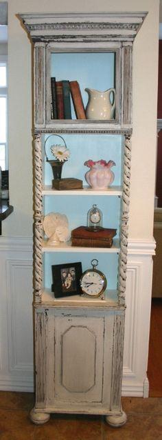 Grandfather Clock Repurposed...reveal!