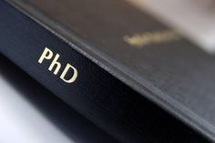 Choosing a PhD subject - A well-chosen doctoral thesis will have a focus that can be explored in the appropriate time and built on in the future