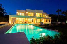 Contemporary Villa For Sale in The Golden Mile, Marbella | Click picture for more info