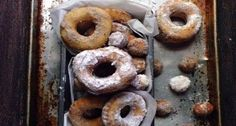 Every now and then, we need the unwavering comfort that arrives in the form of crisp sugar-drenched doughnuts.