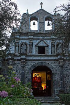 Hacienda Chapel, Cotopaxi, Ecuador