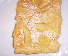 Rezept Pfannkuchen aus dem Backofen von elkepeine - Rezept der Kategorie sonstige Hauptgerichte