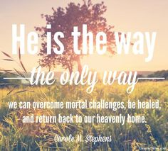 60 inspiring quotes from April 2015 LDS general conference  | Deseret News