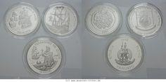 RITTER 1x500 Francs Kongo 1991,1xPa'anga Tonga 1991,1x50 Vatu Vanuatu 1992, PP #coins