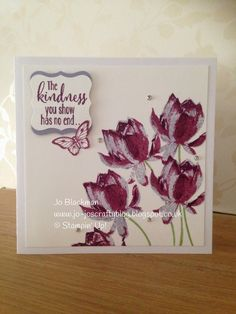 OMG are you gonna love Sale-a-Bration this year. For those who have no idea what I am talking about, Sale-a-Bration is Stampin' Up!'s bi...