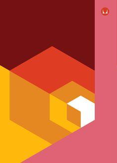 Herman Miller Shift Conference - Illustration - http://monikersf.com/view/work/herman-miller-shift-conference
