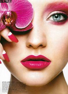 pink makeup05