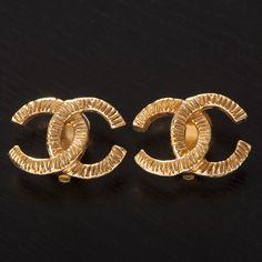 vintage Chanel Earrings *drool*