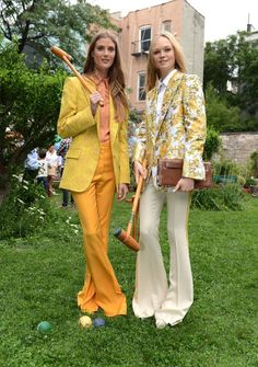 Stella McCartney Garden Party ` Cocktails & Croquet