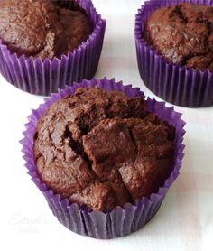receta cupcakes de chocolate sin azucar-01