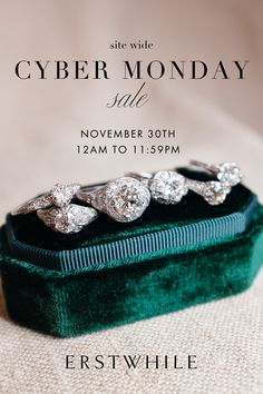 Our Once a Year Cyber Monday Sale Starts November 30th at 12am and ends at 11:59pm