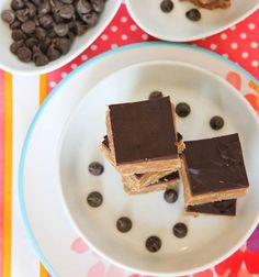 I love peanut butter. And I love Nutella. Two great loves of my life. And these bars combine those two loves. The finished product is like eating the inside part of a Reese's Peanut Butter Cup that's been spiked with a bit of Nutella. All coated with chocolate frosting. Make no mistake: It's very fast …