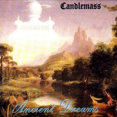 Candlemass: Ancient Dreams.     I'm a sucker for an awesome album cover and I bought this after seeing it in my local HMV and did not have a single regret after  putting it on the turntable! Great doom metal from Sweden!