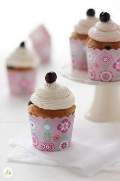 Muffins alle Amarene