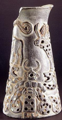 jiroft - holey objects; awaiting inlay? cosmos?