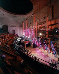 View from the Balcony of Studio 54
