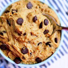 Healthy Vegan Cookie Dough - Fitnessmagazine.com