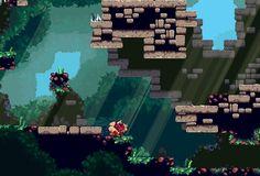 2d Game Art, Video Game Art, Game Design, Game Level Design, Pixel Art Background, 2d Game Background, Pokemon, Animation Pixel, Arte 8 Bits
