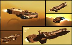 homeworld ships - Google Search