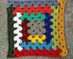 log cabin,log cabins, gehaakte log cabins, logcabins haken, log cabins in granny square steek, granny square, haken,lindevrouwsweb, crochet, patchwork, gehaakt patchwork, patchwork haken, wibra, zeeman, wol, acryl Crochet Dishcloths, Crochet Granny, Crochet Blanket Patterns, Crochet Stitches, Crochet Gifts, Log Cabins, Crochet Projects, Ravelry, Logs