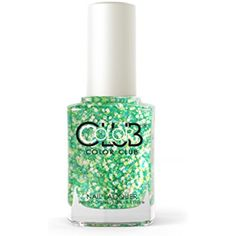 Color Club Nail Lacquer, Go-Go Green, 0.5 Ounce -- Click on the image for additional details. (This is an affiliate link and I receive a commission for the sales)