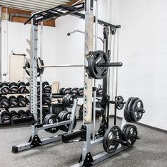 Smith Machine Master Gym Package by The Gym Revolution