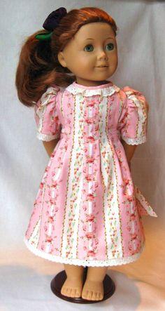 Vintage American Girl Doll Dress