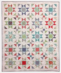 A Quilting Life - a quilt blog: Quilted Works