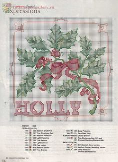 Gallery.ru / Фото #24 - Cross_Stitch_Christmas _11.2004 - Tatiananik