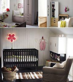 2012 IKEA Kids Bedroom and Playroom Design Ideas - Home Design and Home Interior Ikea Baby Room, Ikea Kids Bedroom, Ikea Baby Nursery, Ikea Crib, Baby Boy Rooms, Nursery Ideas, Kids Rooms, Sea Nursery, Childrens Bedroom